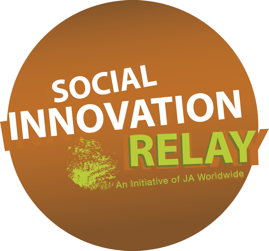Logo konkursu Social Innovation Relay